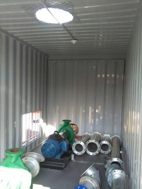 Projeto Especial - Deposito Bombas